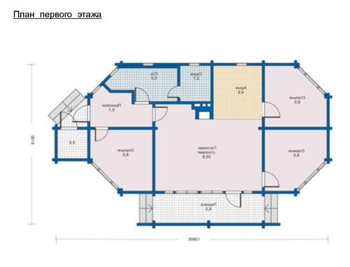 шкаф (1,3 кв.м) и санузел